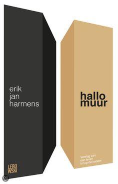 bol.com | Hallo, muur, Erik Jan Harmens | 9789048818051 | Boeken
