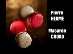 La recette du macaron Chuao de Pierre Hermé - YouTube
