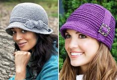 Women's hats are fashionable, stylish and unique designs for all occasions | Eye makeup