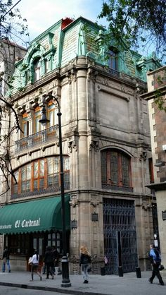 De mis favoritas - El Zona Cardenal, downtown México City