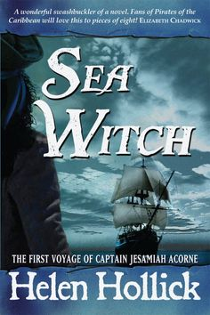 WINNER: Sea Witch by Helen Hollick The first voyage of Captain Jesamiah Acorne, pirate, scoundrel and charming rogue, from acclaimed historical fiction author Helen Hollick. A meticulously research...