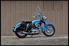 1963 Harley-Davidson XLH | Mecum Auctions