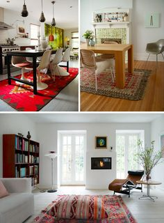 Kilim rugs | by kitschcafe