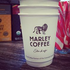 Founded by Bob Marley's son Rohan. This coffee is awesome!