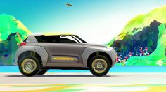 Renault Kwid concept - A new vision tailored for new market needs