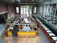 Halte 3 Amsterdam: all day brasserie at De Hallen   http://www.yourlittleblackbook.me/halte-3-amsterdam-de-hallen/