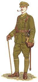 The First World War 1914-1918 - The East Surrey Regiment