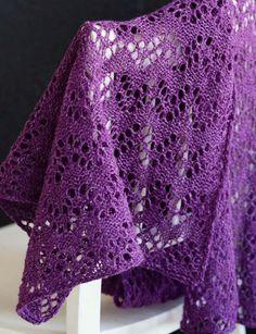 Crochet Flower Tutorial, Crochet Flowers, Knitting, Shawls, Accessories, Fashion, Moda, Tricot, Fashion Styles