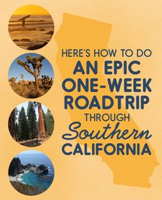What Happened When I Road Tripped Around Southern California For A Week Cruising California. California Honeymoon, California Coast, California Dreamin', California Road Trips, My Road Trip, Oh The Places You'll Go, Travel Usa, Scenery Photography, Night Photography