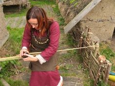 Viking Hands - A blog honestly detailing the historical basis for various re-enactment kit items in plain language, with references where available.