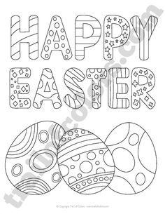 20 Fun Easter Printables | Easter colouring, Easter and Easter ...