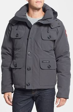 Canada Goose 'Selkirk' Water Resistant Down Parka