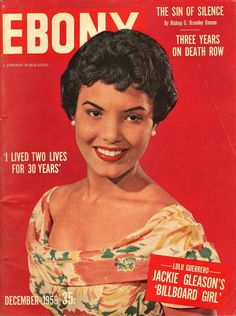 Ebony: Lulu Guerrero, December 1958