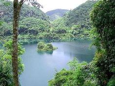 Laguna Sepalau, Chisec, AV Guatemala