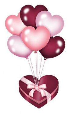 balloons - Page 10 - Hochzeit - balloons, png, tube - Happy Birthday Wallpaper, Happy Birthday Images, Birthday Messages, Birthday Quotes, Happy Birthday Celebration, Happy Birthday Greetings, Birthday Frames, Heart Balloons, Heart Wallpaper