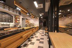 Замечательный дизайн пекарни-булочной Bartkowscy, Польша