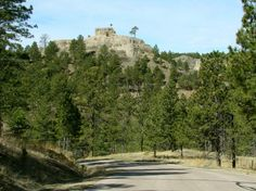 Maps, climb info, trails, and peak summit photos for Steamboat Butte, a 4,118 ft / 1,255 m mountain in Nebraska, United States.