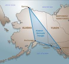 Because so many go missing in Alaska, part of the wilderness has been called the Bermuda Triangle. Find out more about the Alaska Bermuda Triangle. Unexplained Phenomena, Unexplained Mysteries, Ancient Mysteries, Alaska, Aliens And Ufos, Ancient Aliens, Ancient History, Art History, Tornados