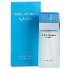 € 60,92 - DOLCE & GABBANA LIGHT BLUE VAPORIZADOR 100 ml