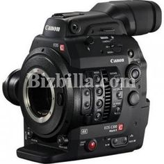 Canon EOS C300 Mark II 9.84 MP Ultra HD Camcorder By GROUP ONE SOLUTIONS LTD From United Kingdom
