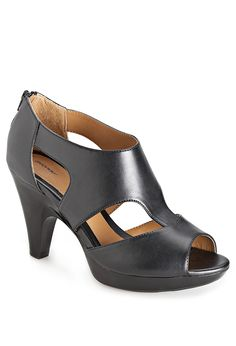 Plus Size Addison Peep Toe T-Strap Sandal | Plus Size View All Shoes | Avenue
