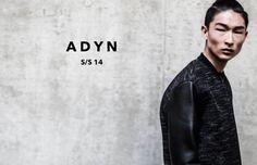 """ADYN, c'est l'abréviation du mot """"Androgyne"""". En effet, Adyn est une marque d'un genre nouveau qui efface tous les codes pré-établis. Cette jeune marque anglaise qui commence à se faire une belle place dans l'univers de la mode propose sa version de l'été 2014.  http://lesgarconsenligne.com/2014/05/03/adyn-spring-summer-2014/"""