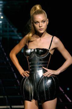 """33 Models with the Best """"Blue Steel"""" Runway Looks  - HarpersBAZAAR.com"""