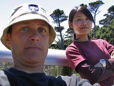 Karori Wildlife Sanctuary - with Yoko