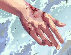 Eren Jaeger, the wounds for battle. ---- Here come the tears...