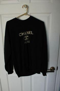 Chanel Sweatshirt :)