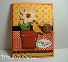 Cricut Songbird cart