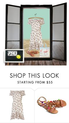 """""""Window Display: Beach Time"""" by iamagypsylina ❤ liked on Polyvore featuring Denim & Supply by Ralph Lauren"""