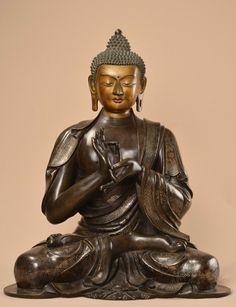 Shakyamuni Buddha (HimalayanArt)
