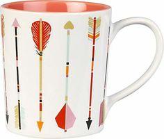 Paper Source Arrow Mug