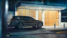 BMW X7 Concept Iperformance 2018 Design Super Moderne Interieur Confortable Motorisation Hybride Rechargeable Bmw