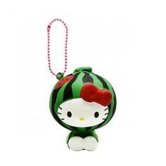 Sanrio Hello Kitty Fruits Market Watermelon Squishy  (◕ᴥ◕) Kawaii Panda - Making Life Cute