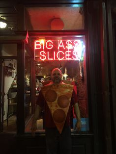 Things To Come, Good Things, Cheesesteak, Pizza, Neon Signs