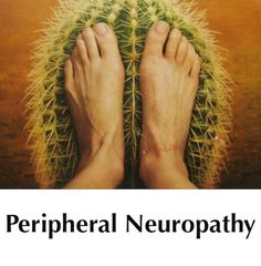 Peripheral Neuropathy     I KNOW THIS FEELING TOO WELL