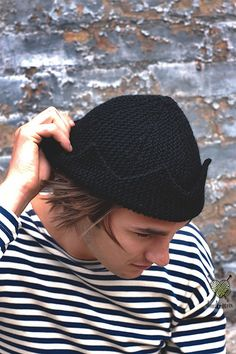 Ravelry: Jughead Hat pattern by Jennifer Stafford