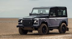 2015 land rover defender autobiography limited edition - D