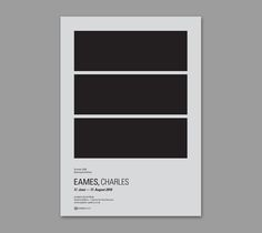 donna wearmouth // quadra gallery exhibition posters