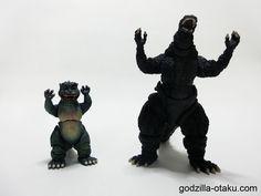 Father and Son (Little Godzilla and Godzilla 1995 Birth Version)