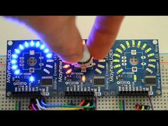 Rotary Encoder LED Ring Overview - YouTube
