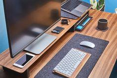 Grovemade - Walnut Desk Shelf