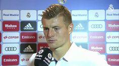 Declaraciones de Kroos y Marcelo tras la victoria ante el Celta