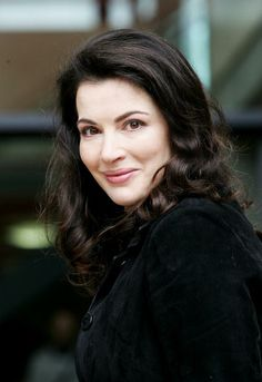 Nigella Lawson - British food writer & TV chef
