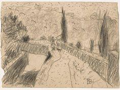 ALONGTIMEALONE: Pierre Bonnard (1867-1947) Petit canal de la...