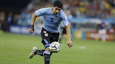 Sanción a Luis Suárez: Cuatro meses sin jugar y 9 partidos con Uruguay