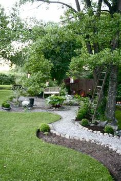 Coming across rock landscaping ideas backyard can be a bit hard but designing a rock garden is one of the most fun and creative forms of gardening there is. Hillside Landscaping, Tropical Landscaping, Landscaping With Rocks, Front Yard Landscaping, Landscaping Ideas, Back Gardens, Outdoor Gardens, Landscape Design, Garden Design