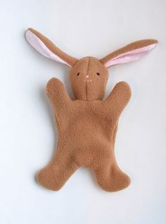 Spring Bunny Tutorial | Sew Mama Sew | Outstanding sewing, quilting, and needlework tutorials since 2005.